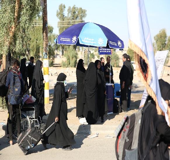 مستند ویژه برنامه ی ستاد اربعین مجمع بین المللی اساتید مسلمان دانشگاه ها