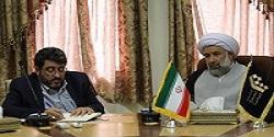 در دیدار رؤسای دو مجموعه تأکید شد; همکاری جامعهالمصطفی و مجمع بینالمللی اساتید مسلمان
