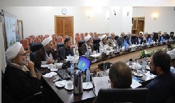 پنجمین نشست اساتید منتخب علوم انسانی اسلامی برگزار شد