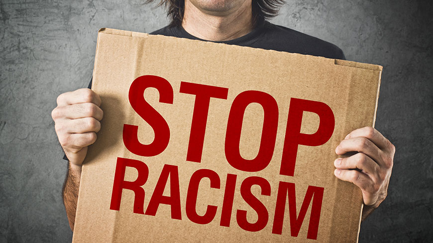 RACISM AND THE SOUL OF A NATION