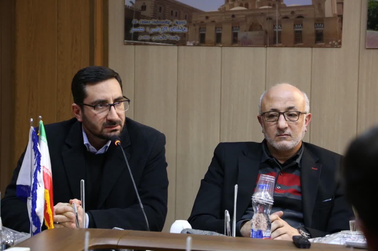 دکتر شیخ فادی خیرالله و دکتر کمال لزیق