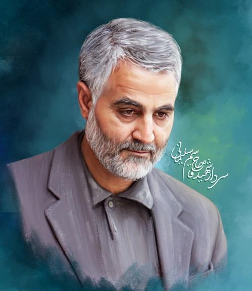 بیانیه مجمع بین المللی اساتید مسلمان دانشگاه ها به مناسبت شهادت سردار سلیمانی
