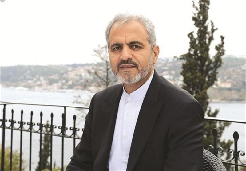سخنرانی دکتر علیرضا بیگدلی، سفیر اسبق ایران در آذربایجان و ترکیه
