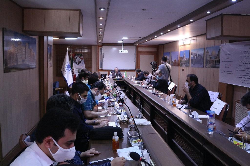 نشست تخصصی «برنامه ۲۵ ساله همکاریهای تهران-پکن و چشمانداز مناسبات ایران و چین در دو دهه آینده»