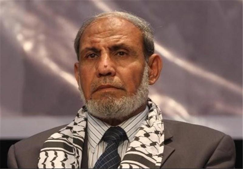 سخنرانی دکتر محمود الزهار، وزیر خارجه اسبق فلسطین