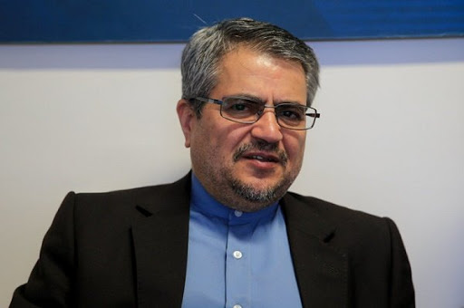 سخنرانی آقای غلامعلی خوشرو، نماینده سابق ایران در سازمان ملل پیرامون همکاری ایران و چین