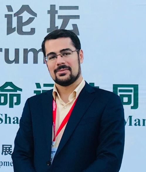 سخنرانی دکتر وفایی پیرامون همکاری استراتژیک ایران و چین