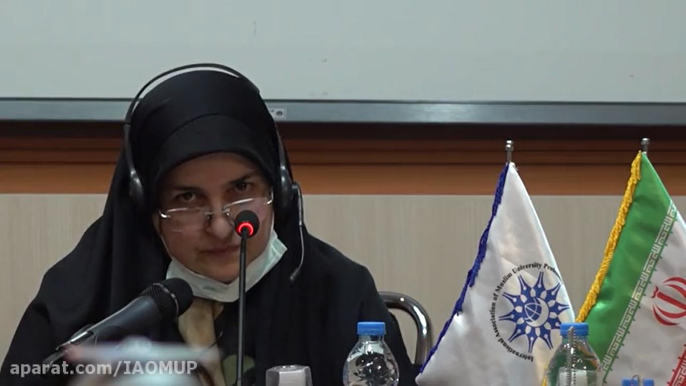 سخنرانی دکتر فاطمه سماواتی در نشست تخصصی «میراث مشترک ایران و هند»