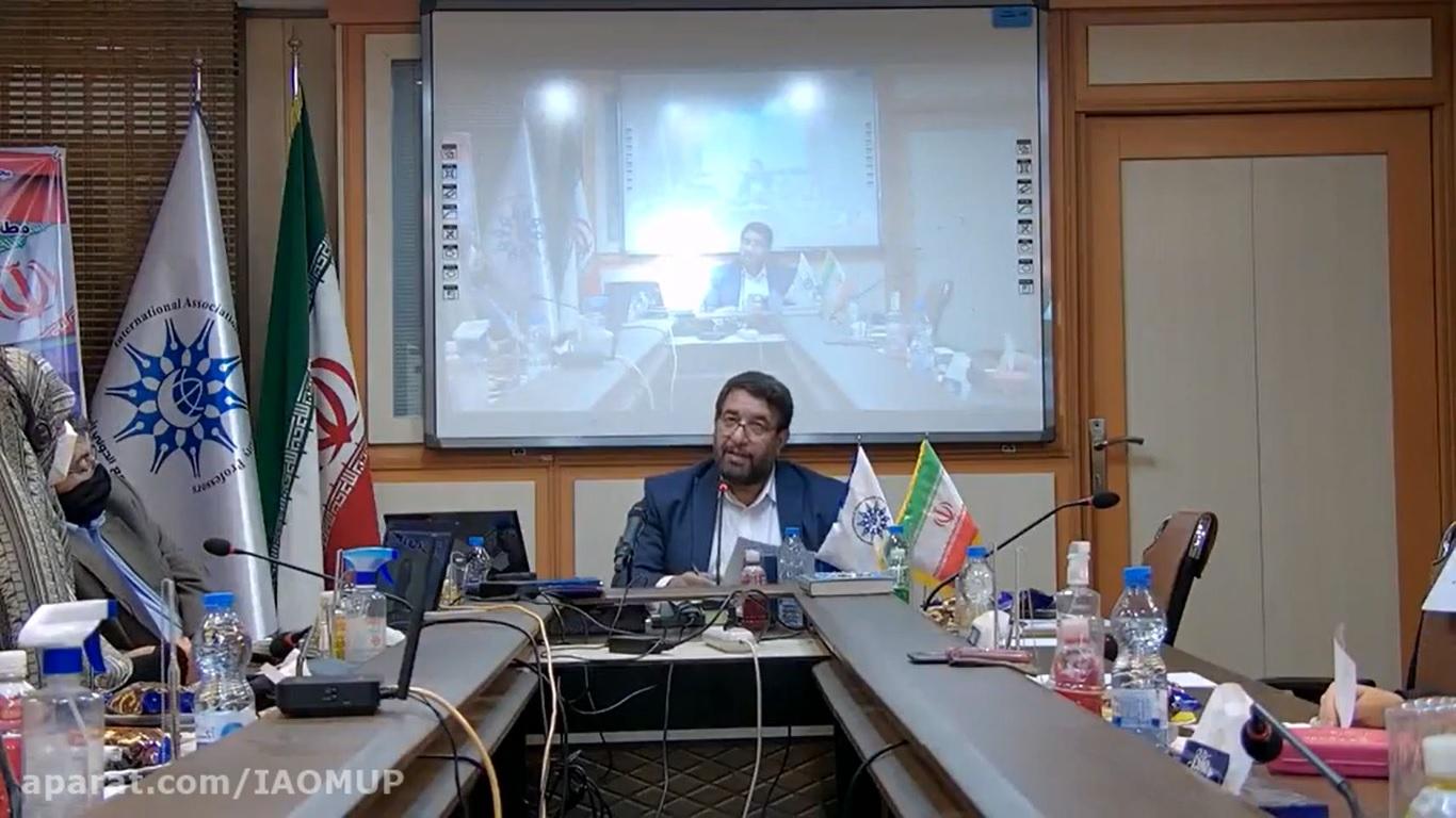 سخنرانی دکتر کریم نجفی برزگر در نشست تخصصی «میراث مشترک ایران و هند»