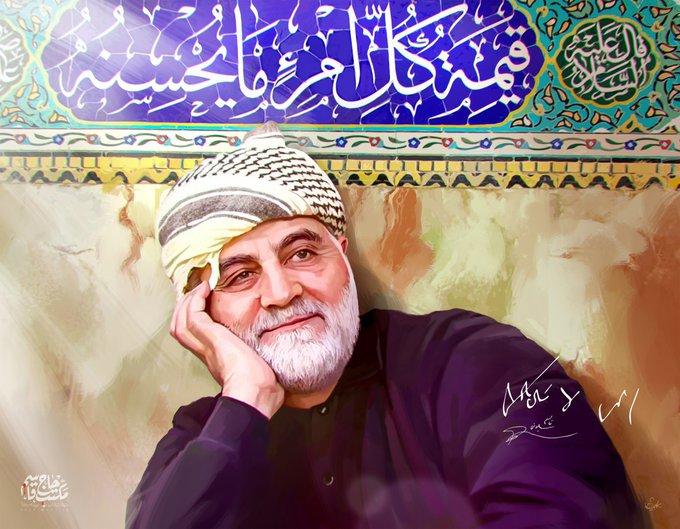 بیانیه حقوقدانان به مناسبت اولین سالگرد شهادت سردار سلیمانی