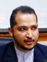 سخنرانی آقای اشکان پیرزاده، نویسنده کتاب حقوق تحریمها