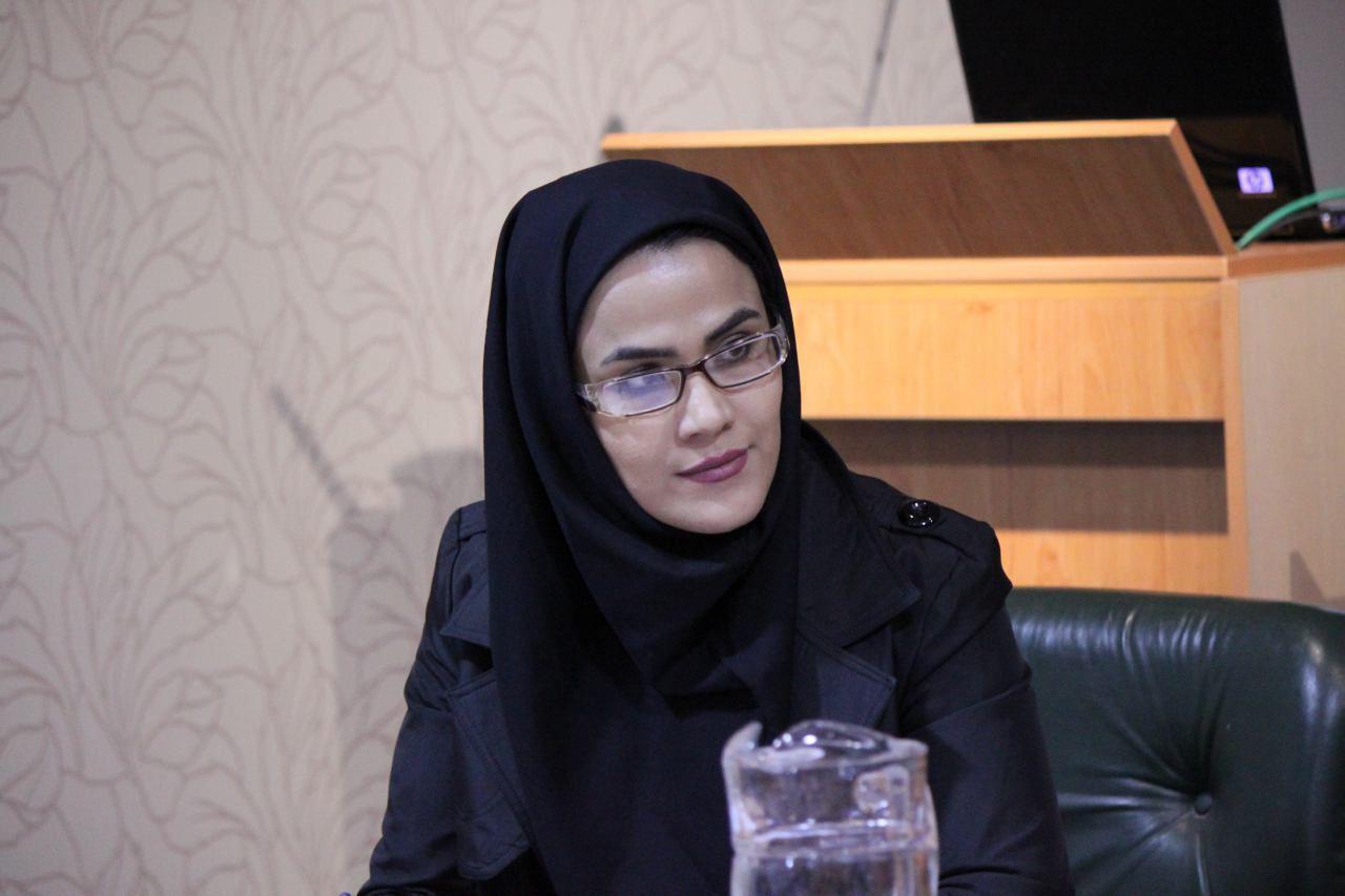 سخنرانی دکتر سمیه مروتی در نشست تخصصی «تحولات اخیر در افغانستان»