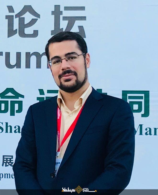 سخنرانی دکتر حامد وفایی در نشست تخصصی «سازمان همکاری شانگهای»